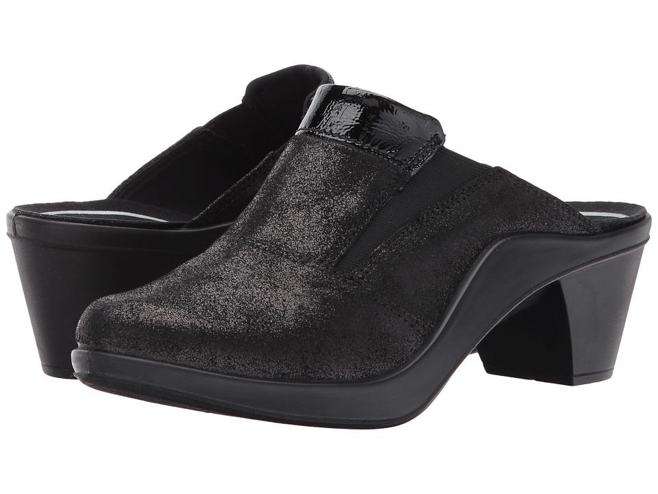 Romika Mokassetta 257 (Black) Clogs