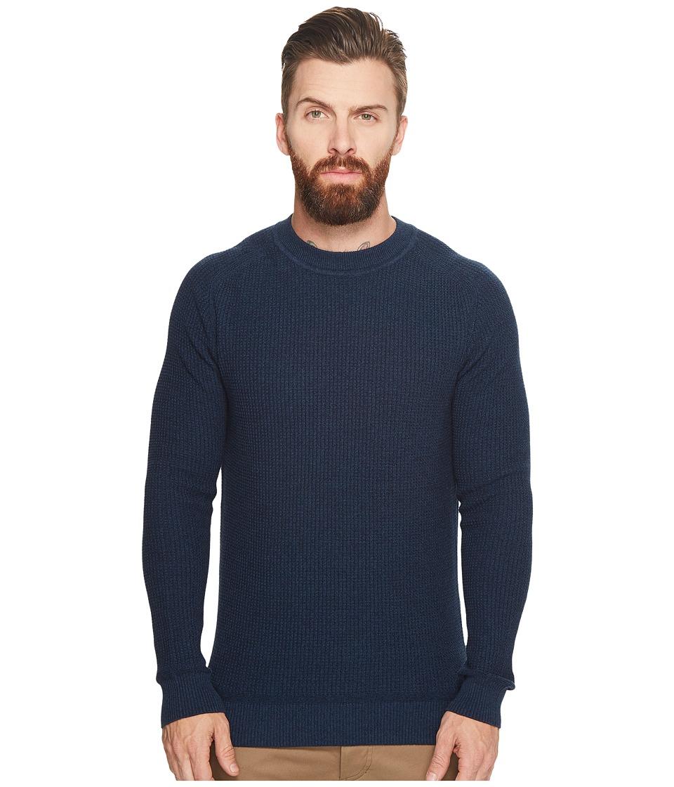 Ben Sherman - Mouline Rib Crew Sweater