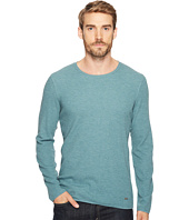 BOSS Orange - Terris 1 Long Sleeve Heather Waffle T-Shirt