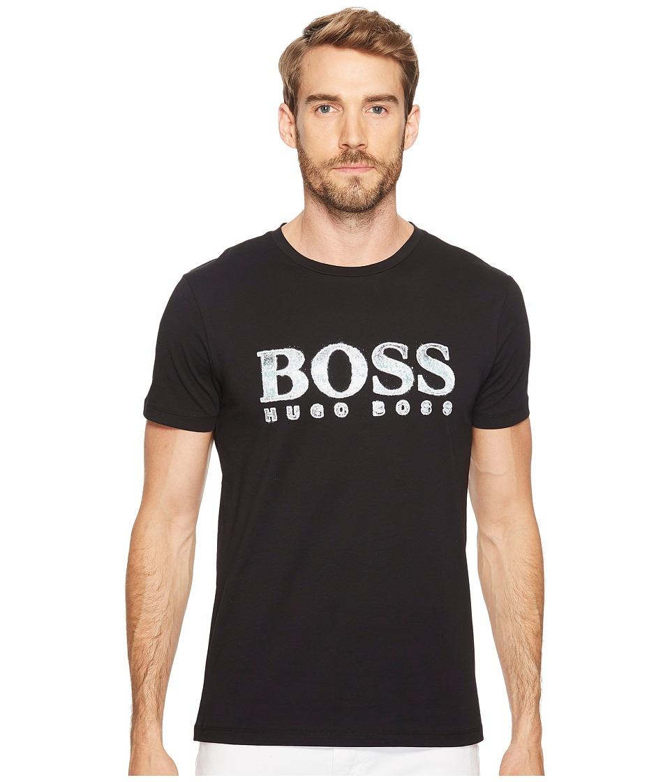 BOSS Orange Turbulence 2 T-Shirt (Black) Men