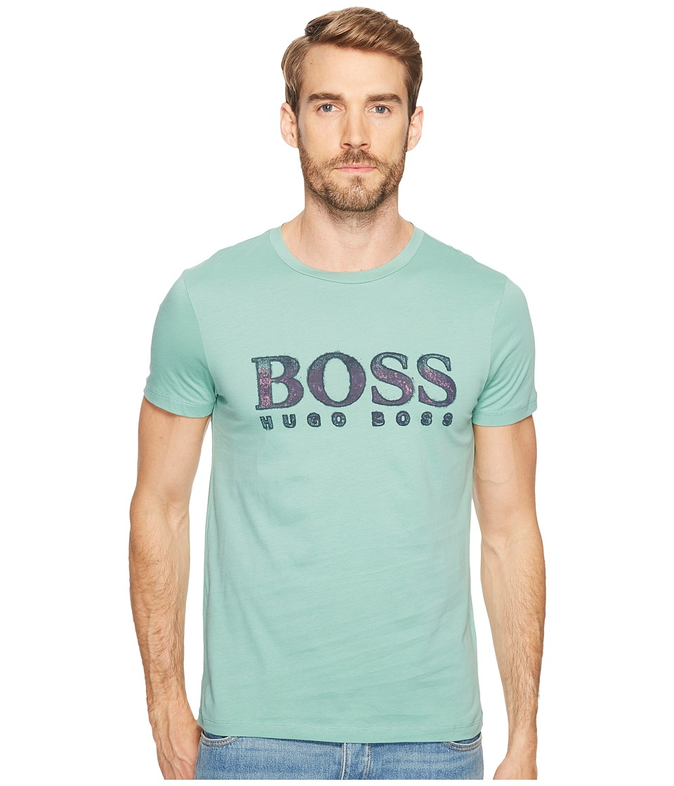 BOSS Orange Turbulence 2 T-Shirt (Navy) Men