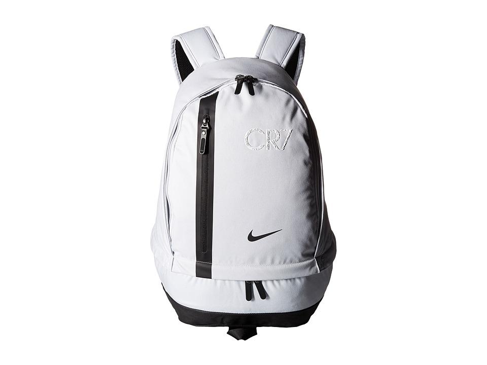 Nike CR7 Soccer Cheyenne Backpack (Purple/Black/Pink) Backpack Bags