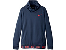 Nike Kids Dry Training Pullover Top (Little Kids/Big Kids)