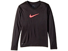 Nike Kids Dry Legend Long Sleeve Training Top (Little Kids/Big Kids)