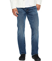 7 For All Mankind - Standard w/ Clean Pocket in Pacific Light