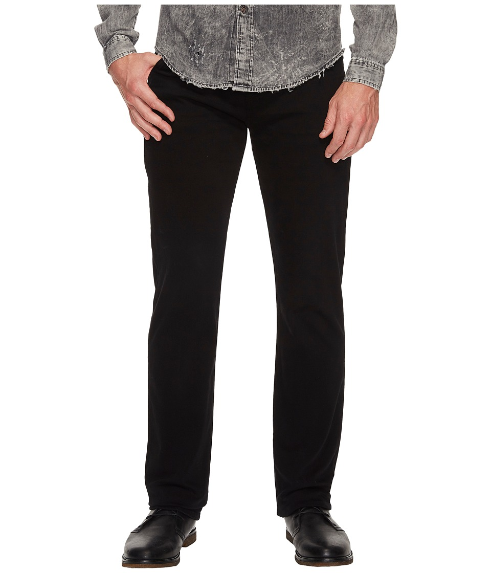 7 For All Mankind The Straight in Annex Black (Annex Black) Men