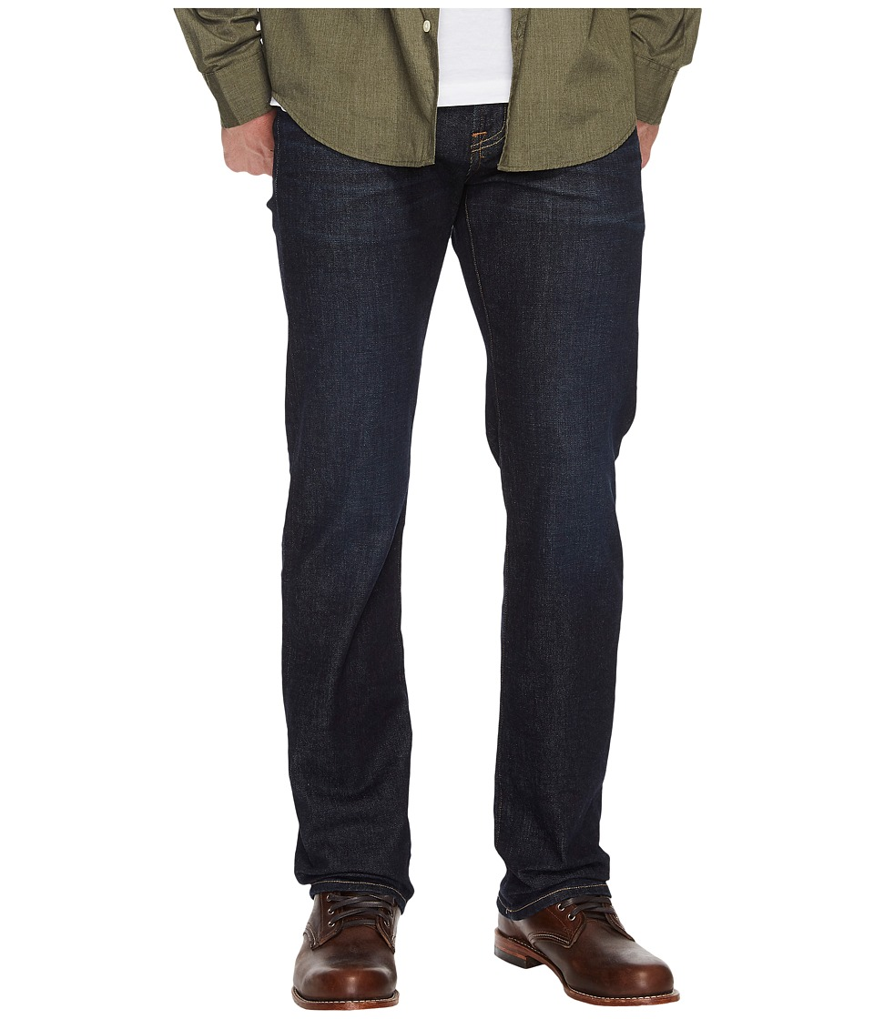 7 For All Mankind Austyn w/ Squiggle Split Seam in Codec (Codec) Men