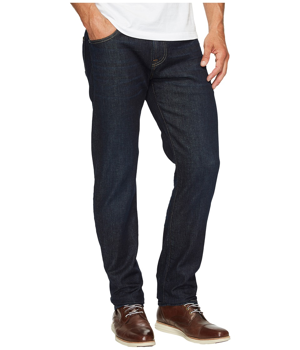 7 For All Mankind - The Straight w/ Squiggle Split Seam in Codec
