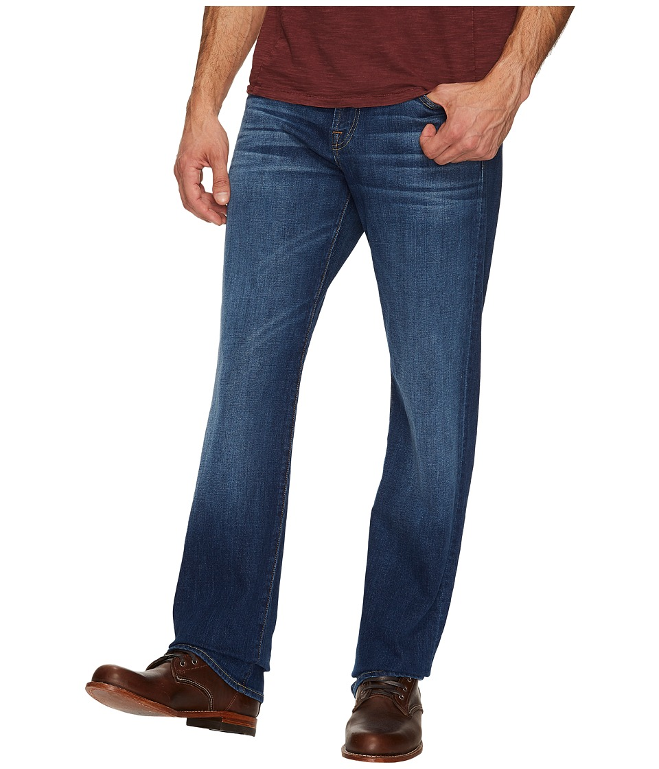 7 For All Mankind Austyn w/ Squiggle Split Seam in Dimension (Dimension) Men