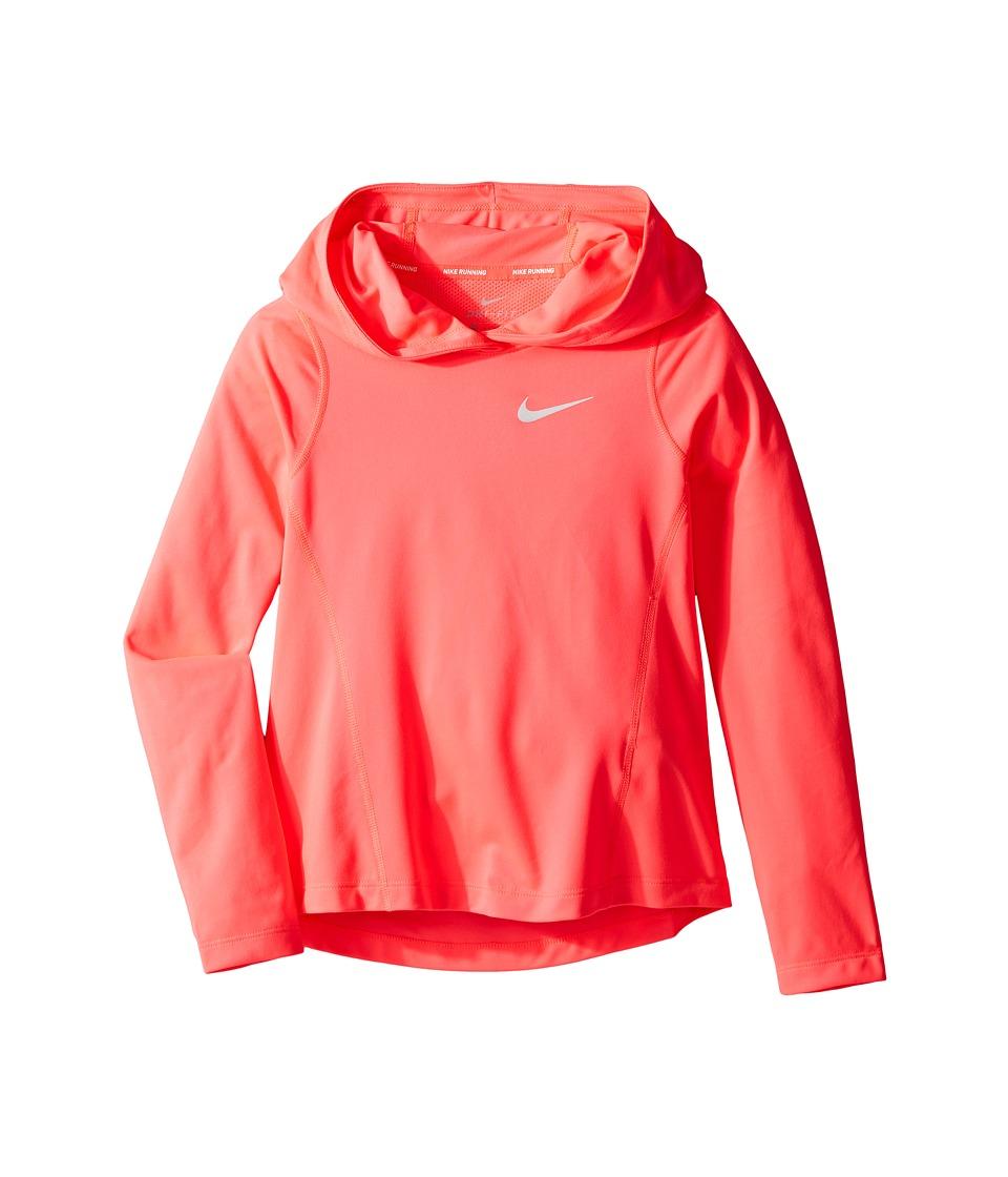 Nike Kids - Running Hoodie (Little Kids/Big Kids) (Racer ...