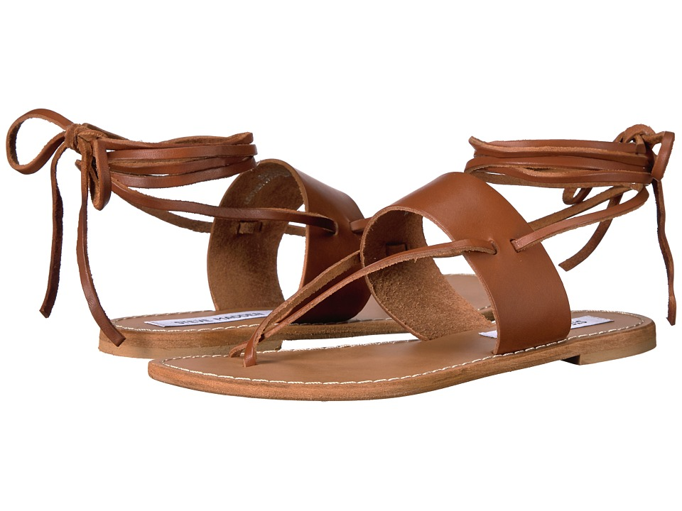 Steve Madden Bianca (Cognac Leather) Women