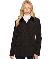 LAUREN Ralph Lauren - Velvet Trim Heritage Blazer Quilt