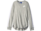 Nike Kids Sportswear Long Sleeve Top (Little Kids/Big Kids)
