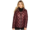 LAUREN Ralph Lauren LAUREN Ralph Lauren - Short Diamond Quilt Packable with Hood