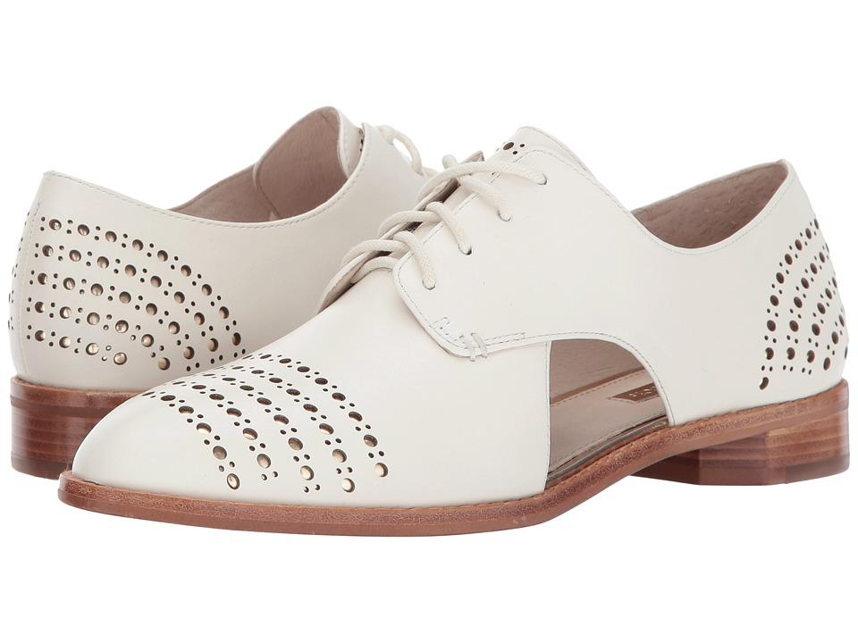 Retro Sandal History: Vintage and New Style Shoes Louise et Cie - Felta Bleach Womens Shoes $149.00 AT vintagedancer.com