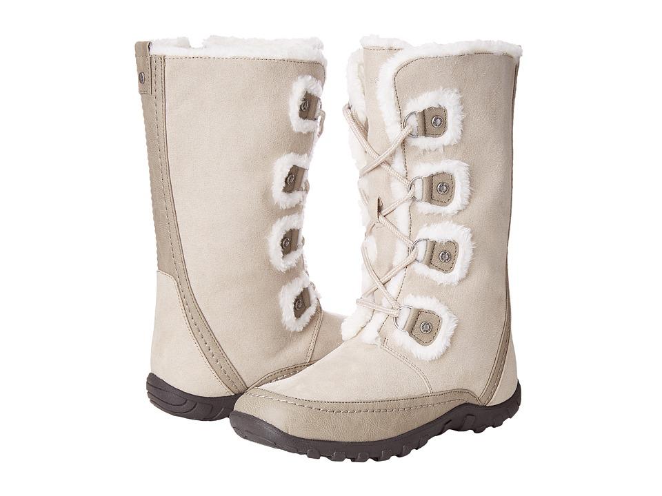 Nine West Kids Daffodil 2 (Little Kid/Big Kid) (Off-White Microfiber) Girl's Shoes
