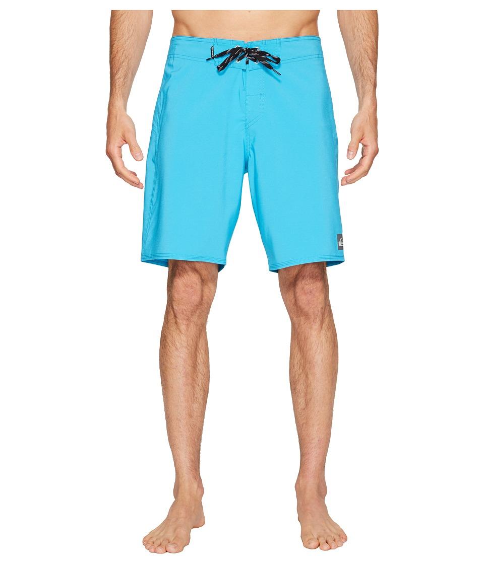 Quiksilver Everyday Kaimana 19 Boardshorts (Hawaiian Ocean) Men