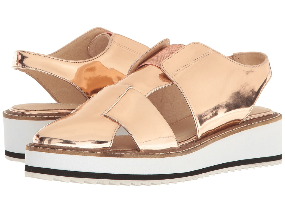 Shellys London Dae Slingback (Rose Gold) Women