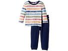 Splendid Littles - Reverse Printed Stripe Shirt and Pants Set (Infant)