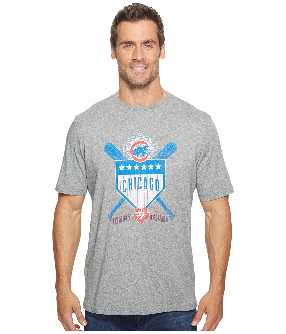 Tommy Bahama Chicago Cubs MLB(r) League Tee (Cubs) Men