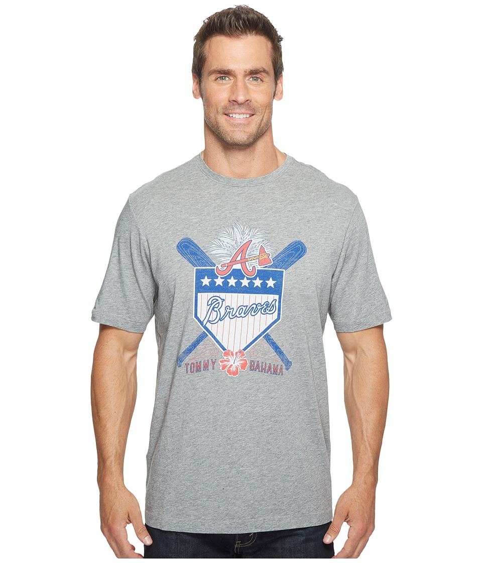 Tommy Bahama Atlanta Braves MLB(r) League Tee (Braves) Men