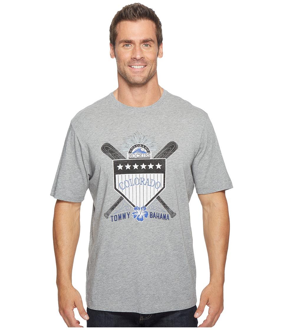 Tommy Bahama MLB League Tee (Rockies) Men