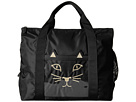 Charlotte Olympia Purrrfect Gym Bag