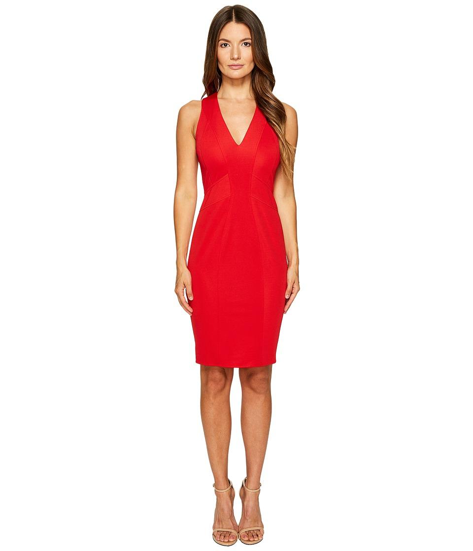 ZAC Zac Posen Sirena Dress (Red Ribbon) Women