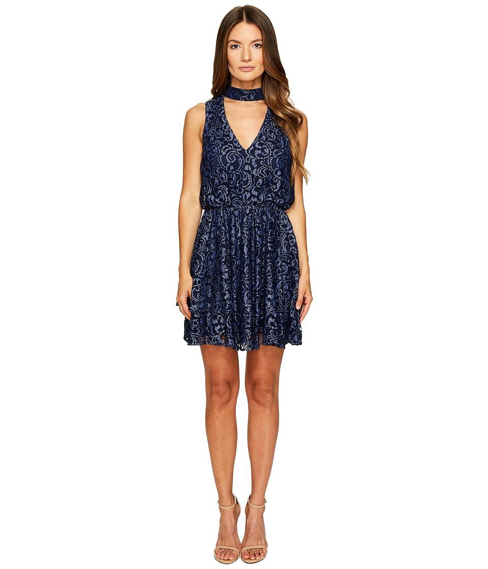 ZAC Zac Posen Sheridan Dress (French Blue) Women