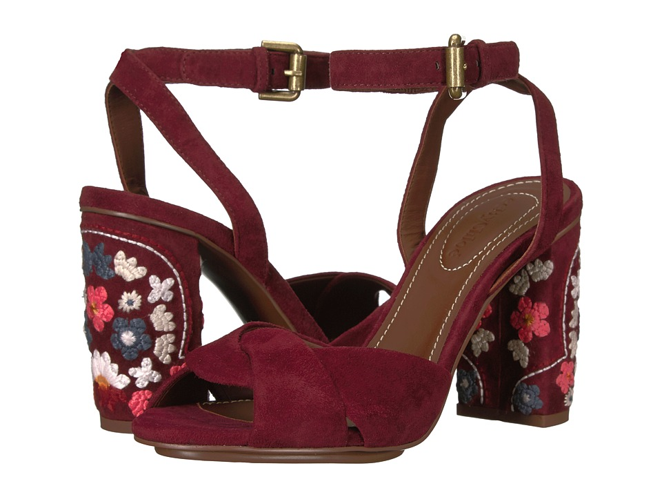 See by Chloe SB29132 (Dark Red) High Heels