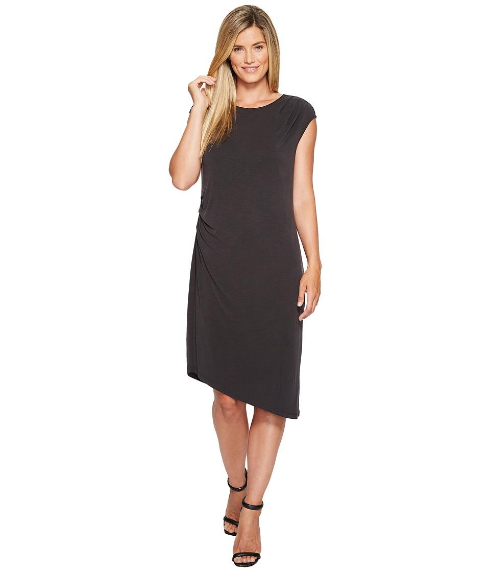 NIC+ZOE Cloud Nine Dress (Washed Black) Women