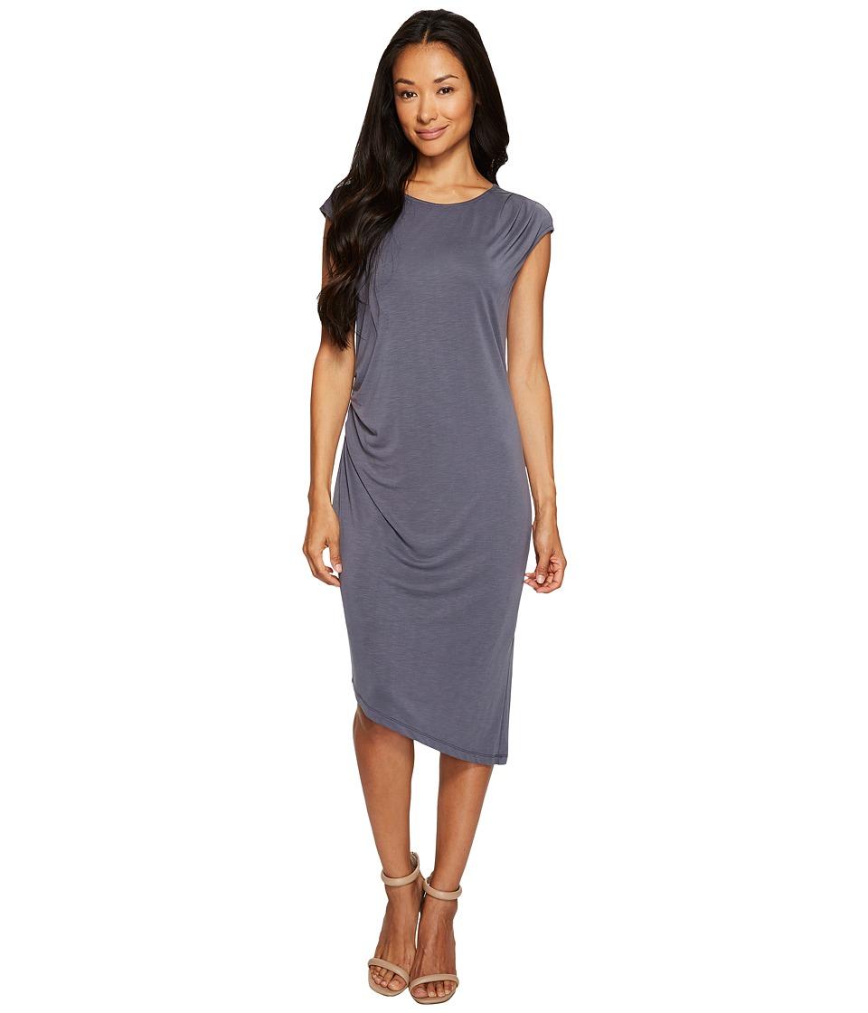 NIC+ZOE Cloud Nine Dress (Washed Slate) Women