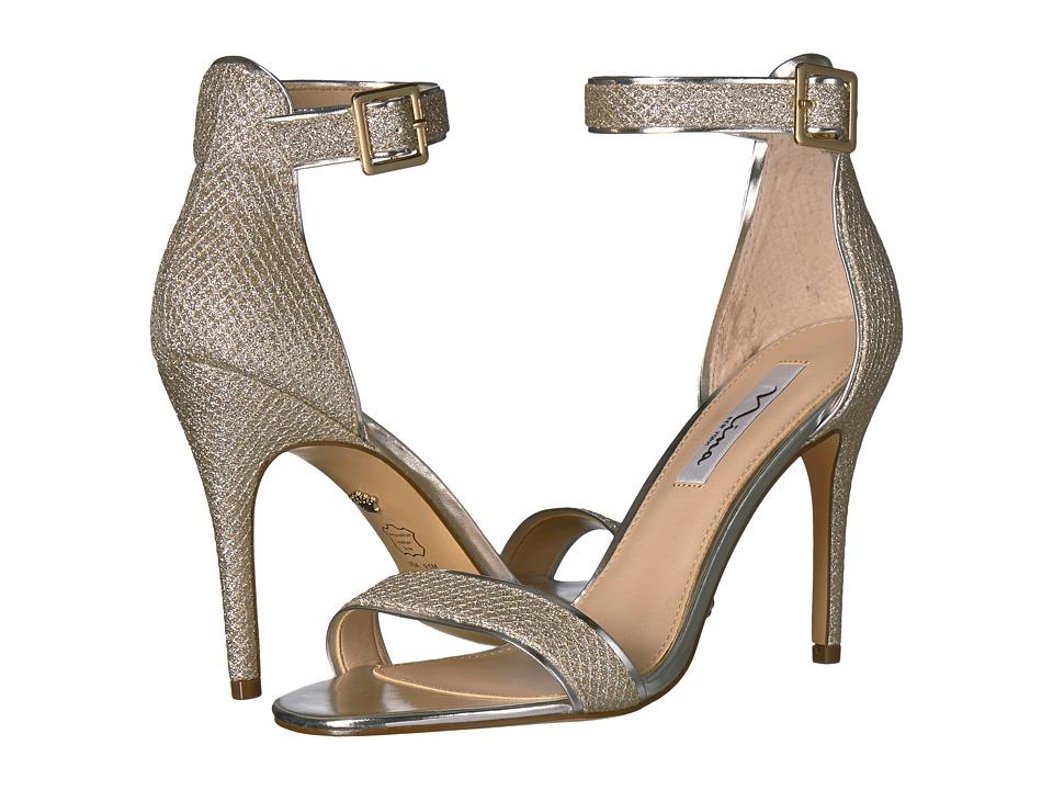 Nina Caela (Soft Platino) High Heels