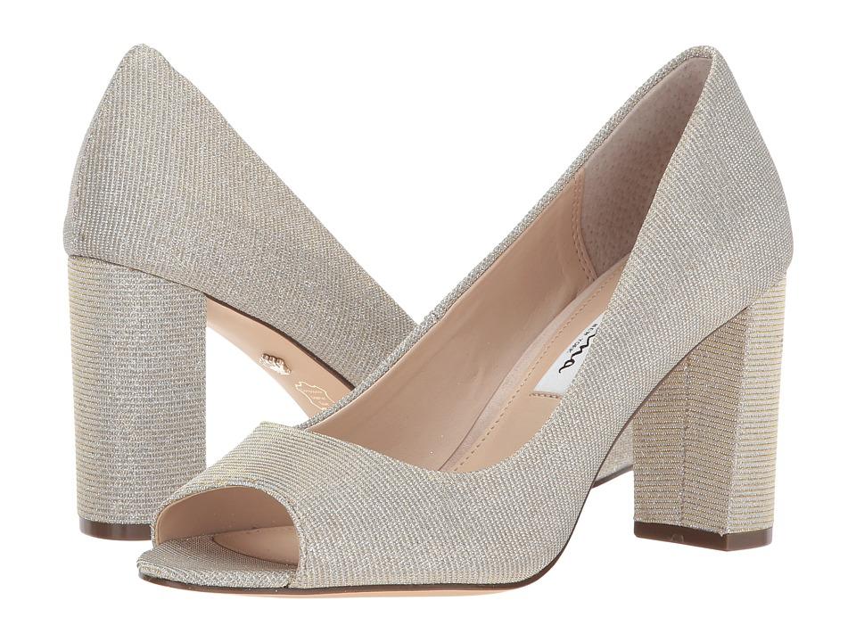 Nina Farlyn (Platino) High Heels