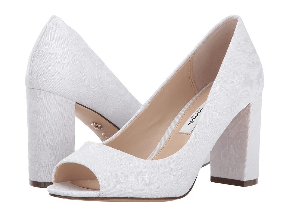 Nina Farlyn (Ivory) High Heels