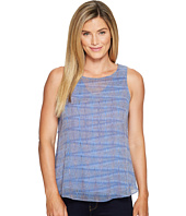 NIC+ZOE - Oasis Blue Tank Top