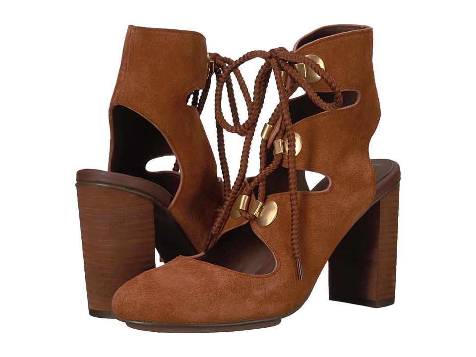 See by Chloe SB29182 (Medium Brown) High Heels