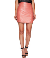 Bishop + Young - Vegan Leather Skirt