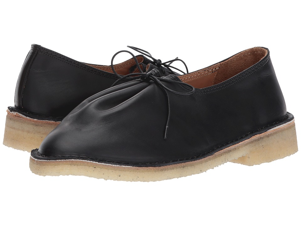SOLOVIERE - Manolette Leather Loafer