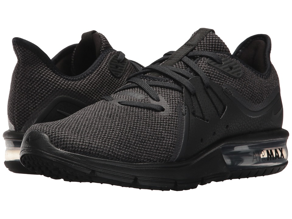 Nike Air Max Sequent 3 (Black/Anthracite) Women's Shoes