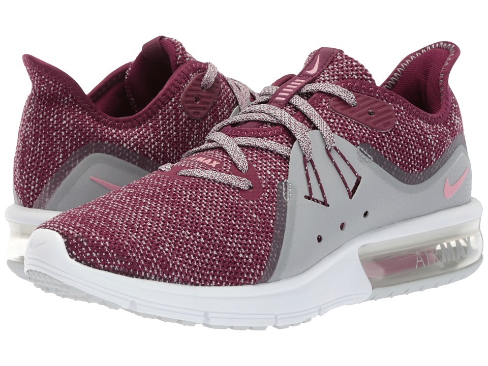 Nike Air Max Sequent 3 (Bordeaux/Elemental Pink/Wolf Grey...
