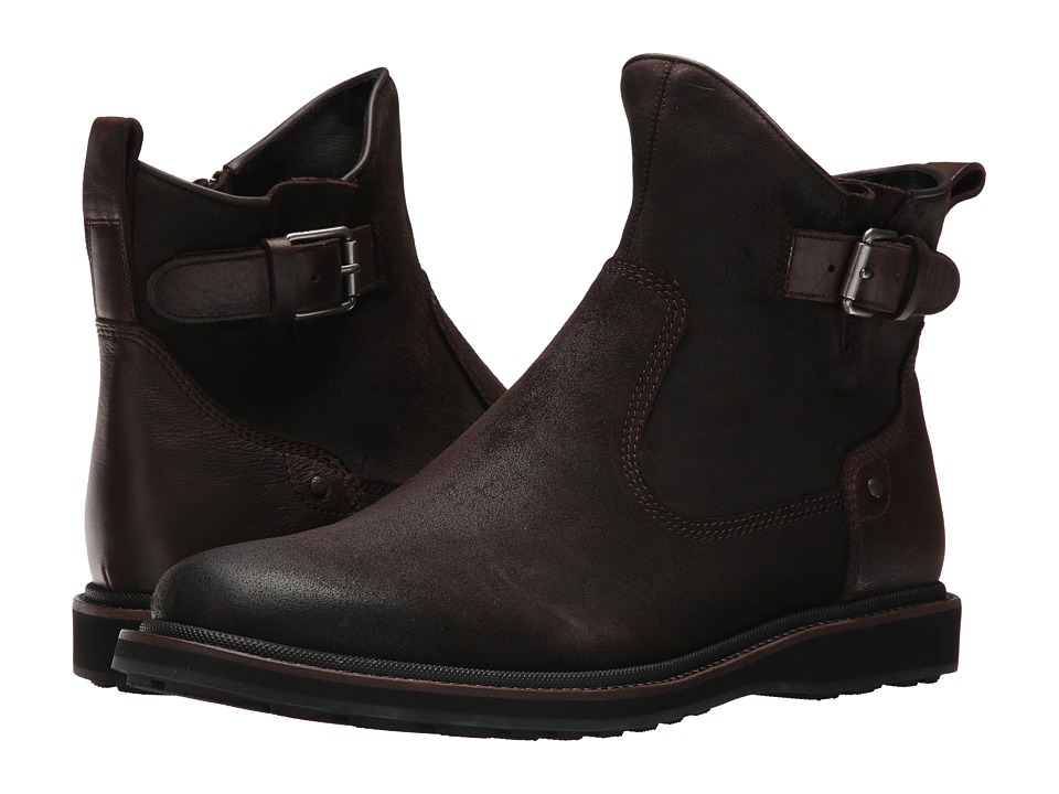 John Varvatos - Brooklyn Lug Zip Boot