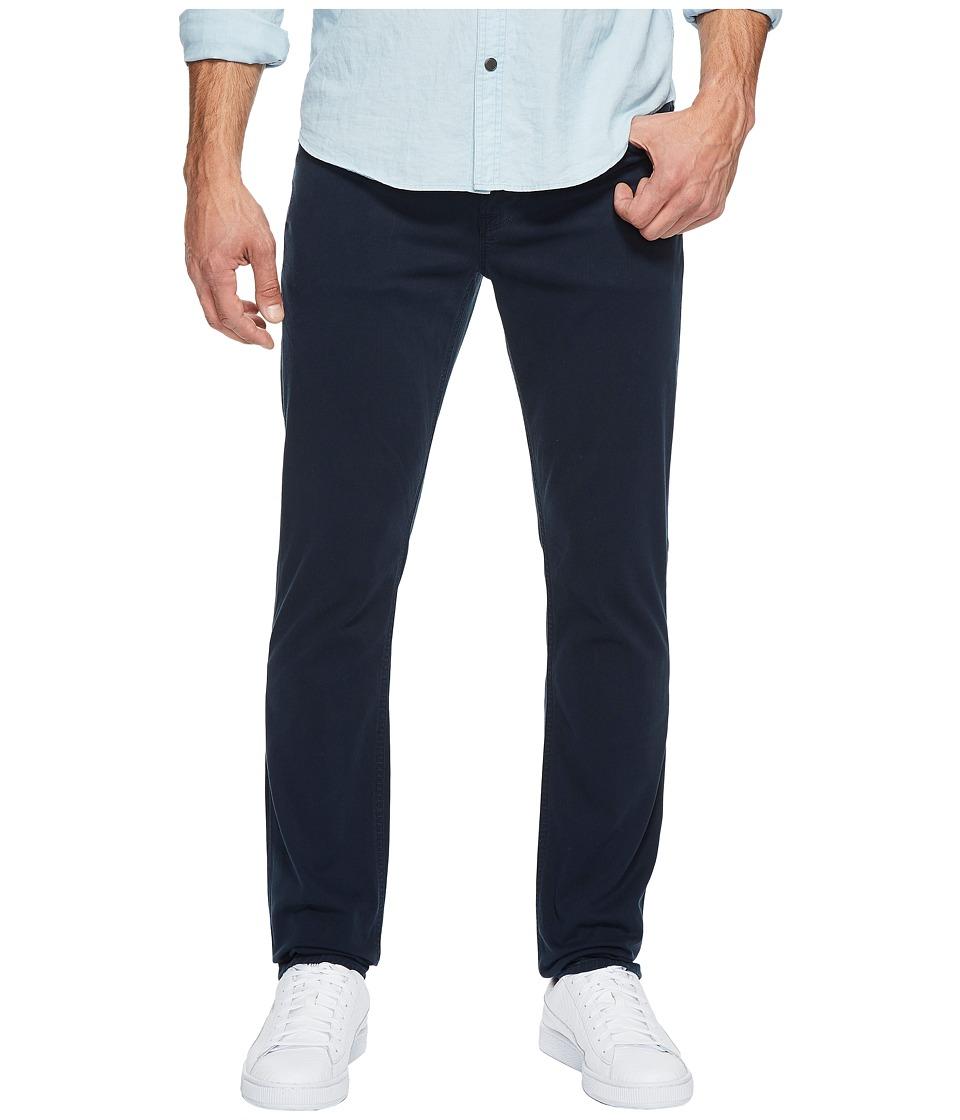 Hudson - Blake Slim Straight Twill in Polar (Polar) Mens Jeans