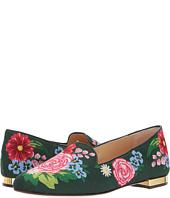 Charlotte Olympia - Rose Garden Slipper