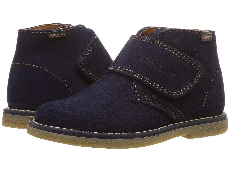 Pablosky Kids 5798 (Toddler/Little Kid) (Navy 1) Boy's Shoes