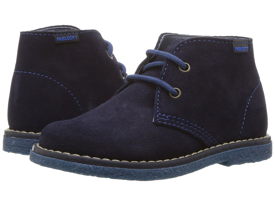 Pablosky Kids 5797 (Toddler/Little Kid) (Navy) Boy's Shoes
