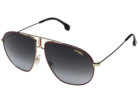 Carrera Bound/S - Red/Gold with Dark Gray Gradient Lens