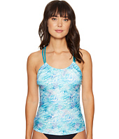 Next by Athena - Serenity Third Eye 2 Shirr Tankini Top
