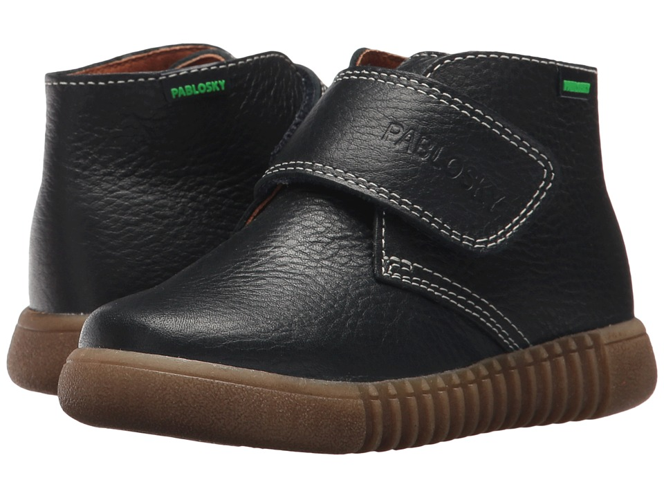 Pablosky Kids 5803 (Toddler/Little Kid/Big Kid) (Navy) Boy's Shoes