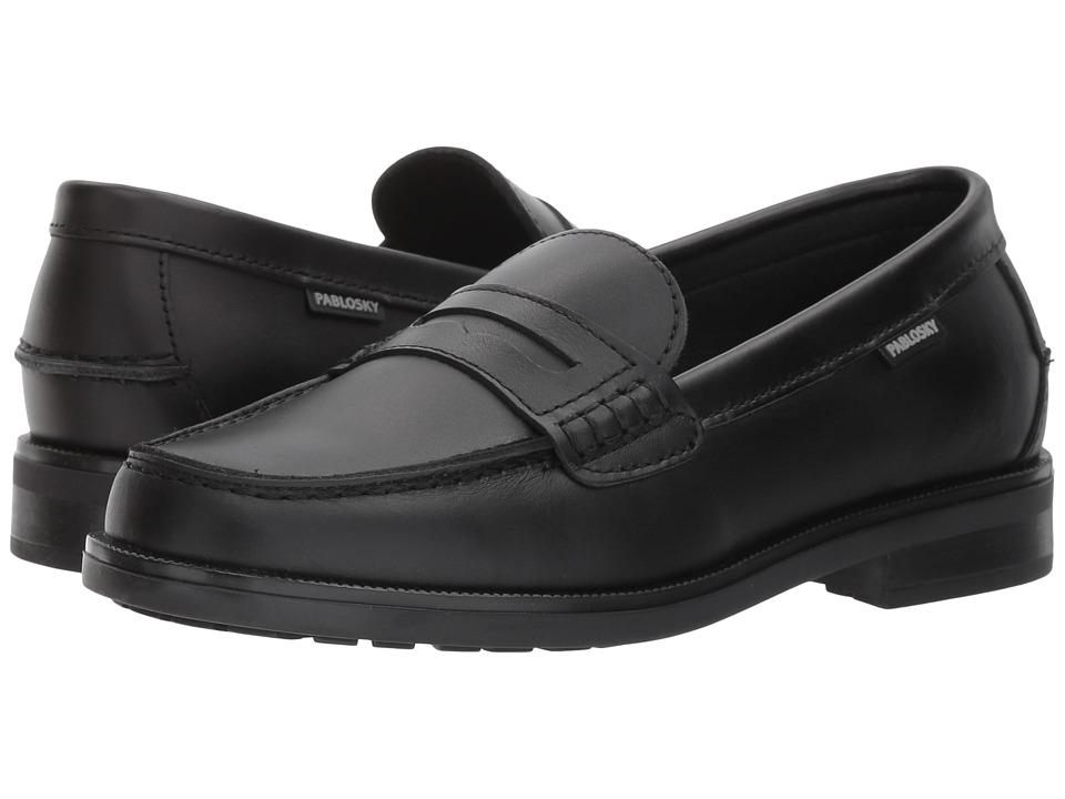 Pablosky Kids 7046 (Little Kid/Big Kid) (Black) Boy's Shoes